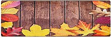 Epinki Flanell Teppiche Ahornblatt Muster Teppiche