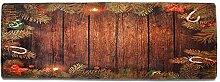 Epinki Flanell Teppiche Tafel Muster Teppiche für