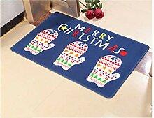 Epinki Polyester Teppiche Gloves Muster Teppiche