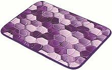 Epinki Polyester Teppiche Kieselstein Muster
