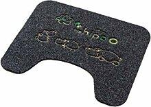 Epinki Polyester Teppiche Nilpferd Muster Teppiche