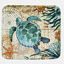 Epinki Polyester Teppiche SKindkröte Muster