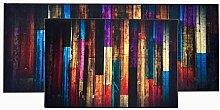 Epinki Polyester Teppiche Tafel Muster Teppiche
