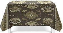 Epinki Tischdecken aus Polyester Vintage Design