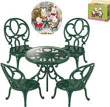 Epoch Sylvanian Families Möbelset Gartentisch