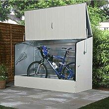 epro Fahrradbox Fahrrad-Garage, beige
