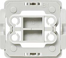 eQ-3 103094A1 Adapter-Set Berker B1, 20er Se