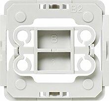 eQ-3 103263A1 Adapter-Set Berker B2, 20er Se