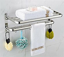 EQEQ Bad Regale Multifunktions Küche Badezimmer