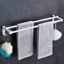 EQEQ Badezimmer Regal Handtuchhalter Wandmontage