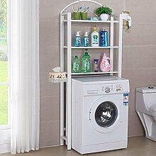 EQEQ Badezimmer Regal Rack Waschraum Mit Dusche