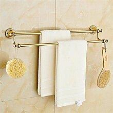 EQEQ Das Parlament Alle - Kupfer Handtuchhalter