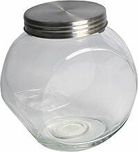 Equinox 506523Bonboniere, Glas, weiß, 2,5x