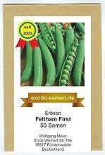 Erbse - Feltham First (50 Samen)