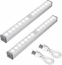 ERCZYO LED-Bewegungssensor Licht, 14 LED-Schrank