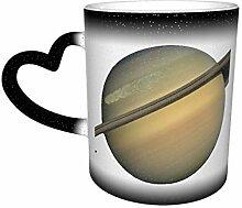 Erde Saturn Milchstraße Universum Sonnenplanet