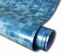ERFGH 5 mt Vinyl selbstklebefolie PVC Mosaik