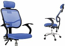 Ergonomischer Bürostuhl (5 Fabre) (Blau)