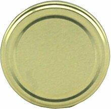 Erhard-Trading Twist-Off Deckel Gold