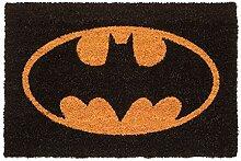 Erik Dc Comics Batman Logo Fußmatte Hauseingang,