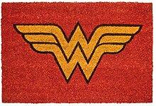 Erik Dc Comics Wonder Woman Logo Fußmatte