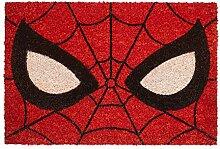 Erik® Marvel Spiderman Eyes Fussmatte, 40x60cm