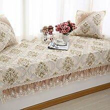 Erker-mat fensterbank-pad teppich simple moderne non-slip kissen balkone matten europäische tatami mat-B 90x180cm(35x71inch)