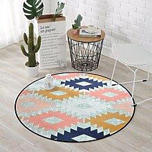 ERLINSAN-DT Teppich einfache Moderne geometrische