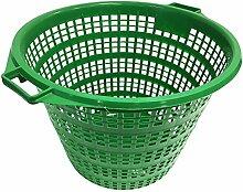 Erntekorb Gartenkorb 50 kg grün