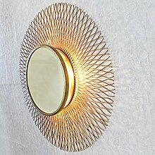 Eros Antik Kupfer Sunburst Strahlen Licht
