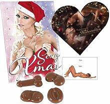 Erotik Adventskalender Geschenk Set Weihnachten 3