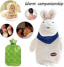 ERP Wärmflasche für Kinder mit Flauschig Bezug