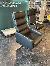 Erpo | Relaxsessel EM 230 Leder 250.100 Schwarz