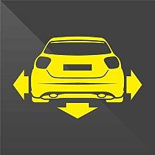 erreinge Mercedes Class A Giulia Giallo Yellow