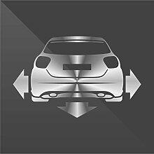 erreinge Sticker Mercedes Class A Argento Silver