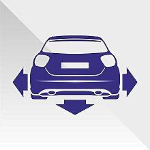 erreinge Sticker Mercedes Class A Blu Blue Bleu
