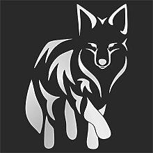 erreinge Sticker Volpe Fox Renard Zorro Fuchs