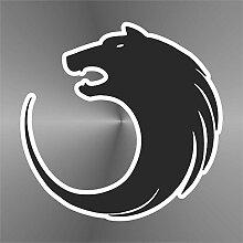 erreinge Sticker Volpe Fox Renard Zorro Fuchs -