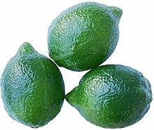 ERRO 3er Set Limetten Attrappen - Zitrusfrüchte