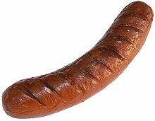 ERRO Bratwurst rot Food Magnet - magnetische