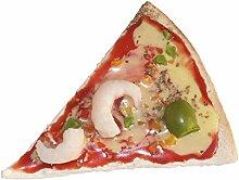 ERRO Pizza Frutti di mare Magnet - Fake Food