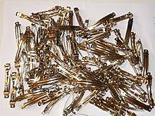 ERRO-Spangen 6cm, 100er Set, Haarpangen,