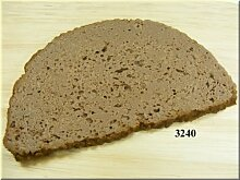 ERRO Vollkornbrot Scheibe - Backwaren Fake Food,