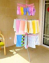 ERRU-Wäscheständer Faltende Innenfußboden