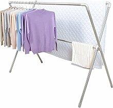 ERRU-Wäscheständer Wäschetrockner Faltbare