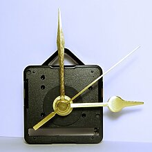 Ersatz-nicht-tickende Uhr, schwungvolle