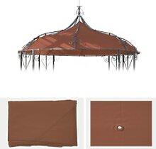 Ersatzbezug für Dach Pergola Pavillon Cabrera Ø