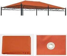 Ersatzbezug für Dach Pergola Pavillon Calpe 5x3m