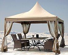 Ersatzdach 3x3m zu Lounge Pavillon Sahara Sand