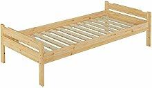 Erst-Holz 60.31-09 Einzelbett mit Rollrost -